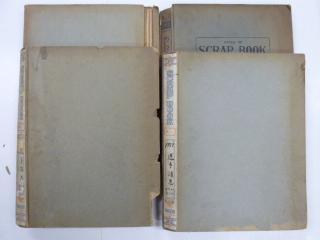 野球スクラップブック 選手消息 4冊 1955年~