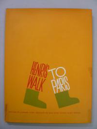 Henri's Walk to Paris アンリちゃんパリへ 元版