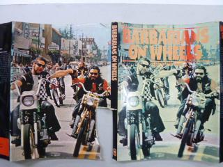 ヘルズエンジェルス洋写真集 Barbarians on Wheels