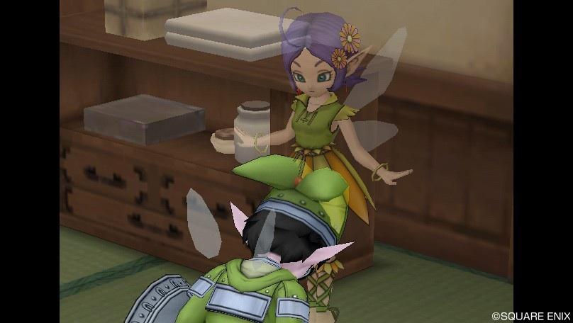妖精のベラ