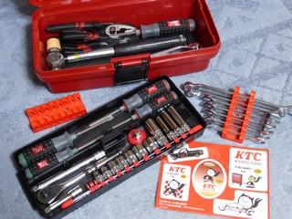 KTC工具セット