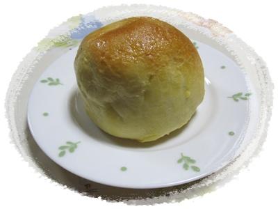 リンゴのパン