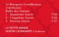 町人貴族の音楽14曲から16曲