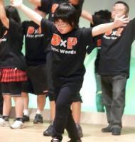 ふれあいダンス