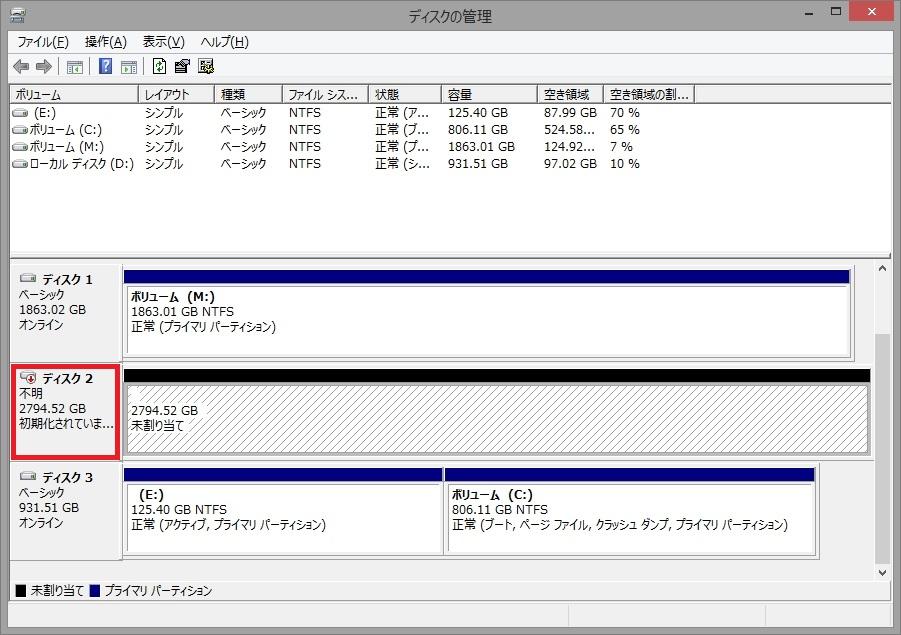 06-ディスクの管理_未割当m
