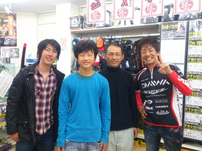 ブンブンさん高井田