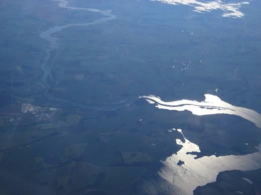 サンパウロ近郊の河