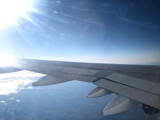 Sky High!!