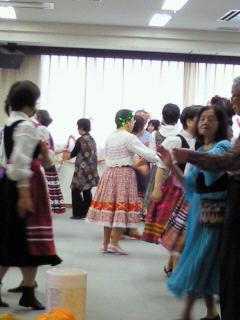 フォークダンス1