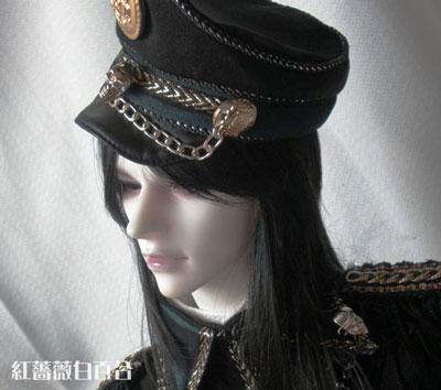 雷諾黒髪ロング