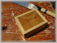 セダムをデコするBoxを作る