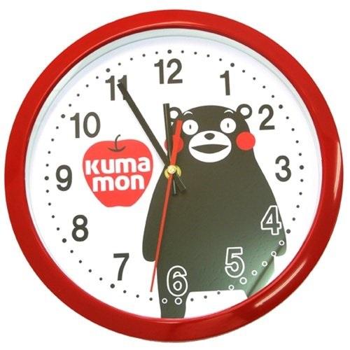 くまモン時計