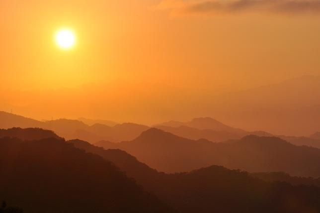 碧山嚴の朝(5)