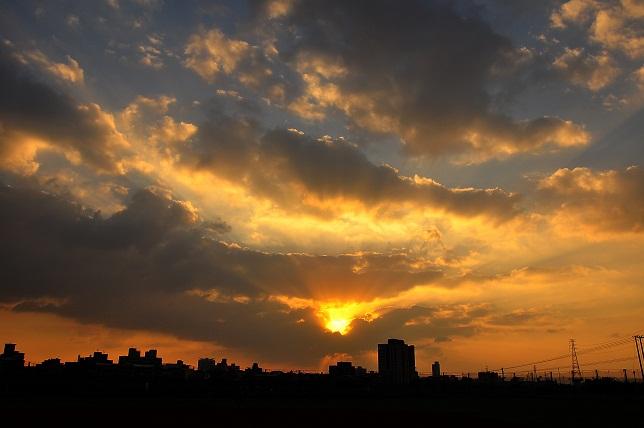 黄昏雲(1)