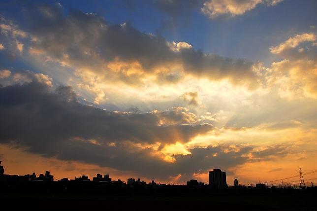 黄昏雲(2)