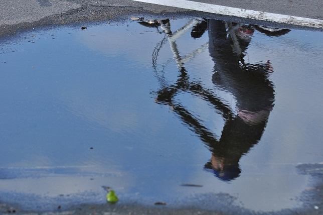 雨上がりのサイクリング(2)