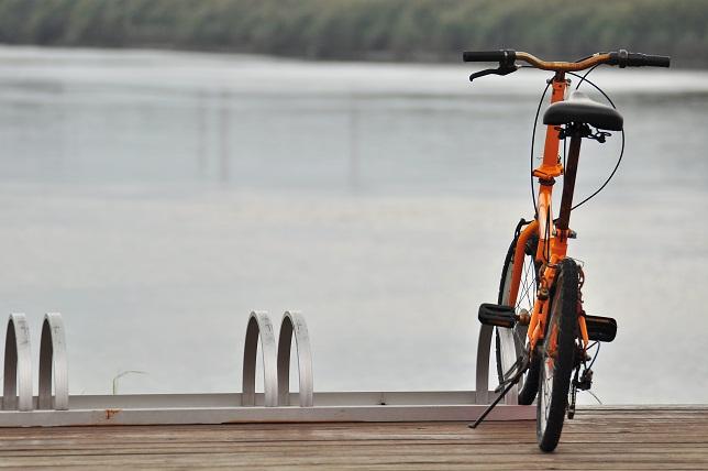 雨上がりのサイクリング(1)