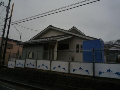 稲田邸外観