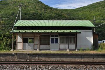 下白滝駅(16)