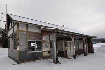 上白滝駅(6)