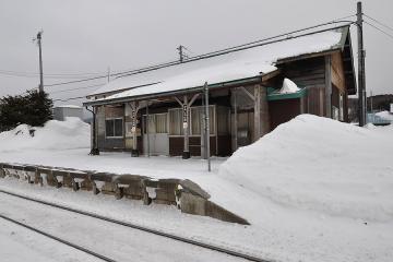 上白滝駅(7)