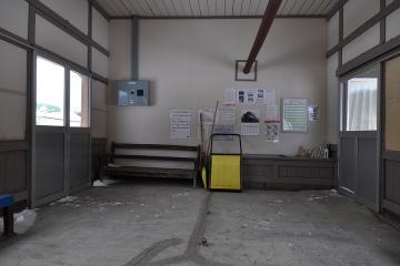 上白滝駅(8)