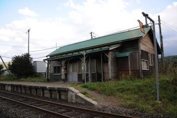 上白滝駅(14)