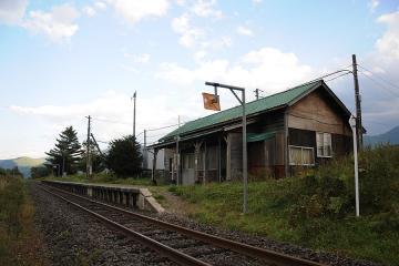 上白滝駅(15)