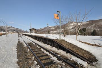 旧白滝駅(2)