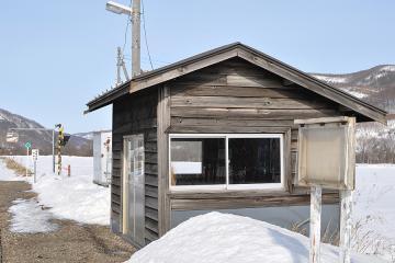 旧白滝駅(4)
