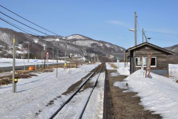 旧白滝駅(10)