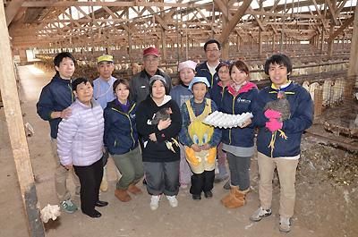 竹鶏ファミリー