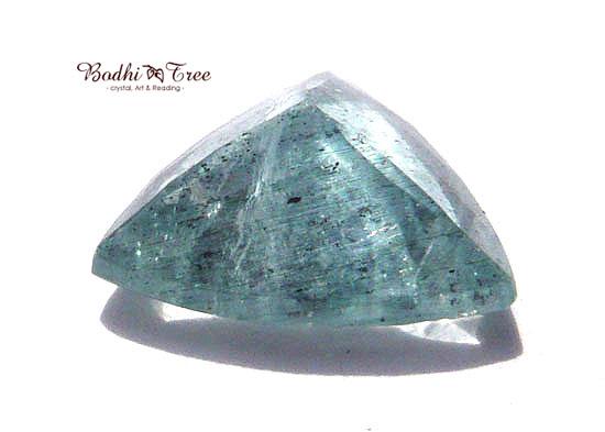 インクルージョンinアクアマリン ルース-b 3月誕生石 天然石 パワーストーン16