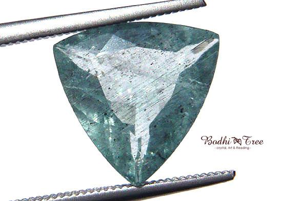 インクルージョンinアクアマリン ルース-b 3月誕生石 天然石 パワーストーン13