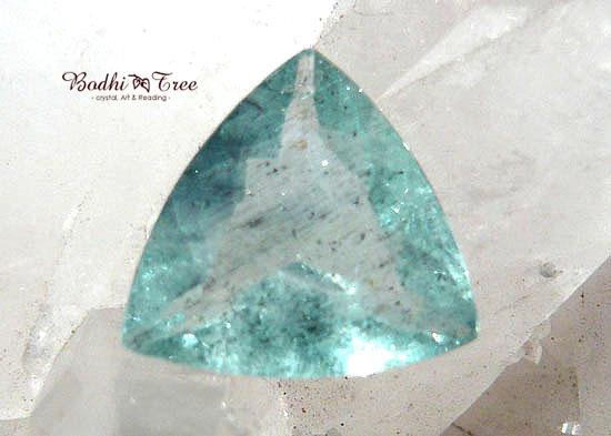インクルージョンinアクアマリン ルース-b 3月誕生石 天然石 パワーストーン14