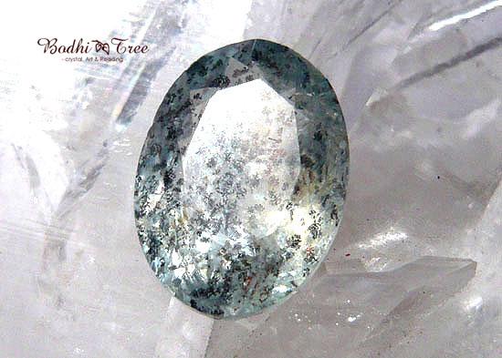 インクルージョンinアクアマリン ルース-a 3月誕生石 天然石 パワーストーン09