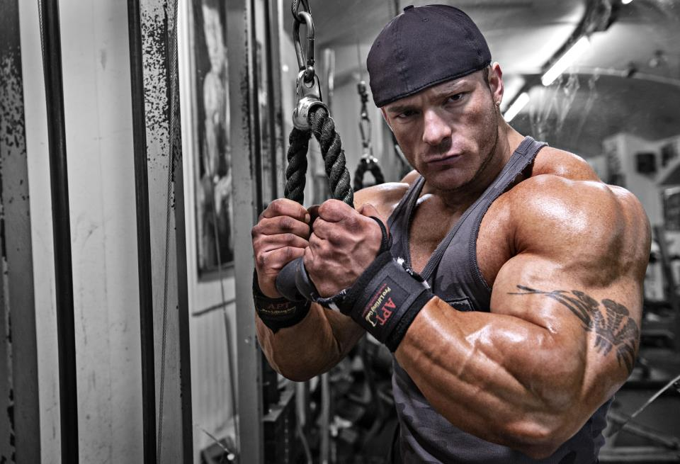 legal steroid the rock uses