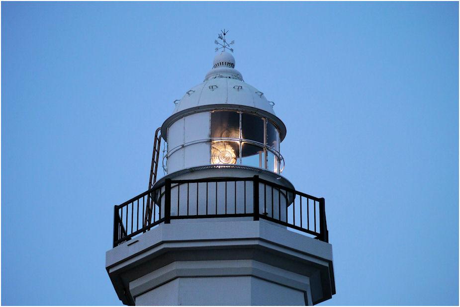 灯台明かり