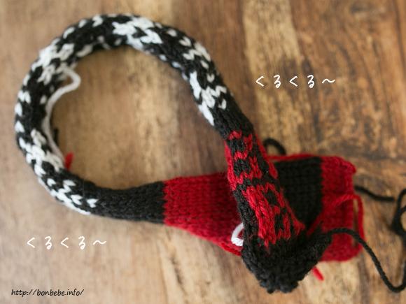 メリヤス編み 難しい