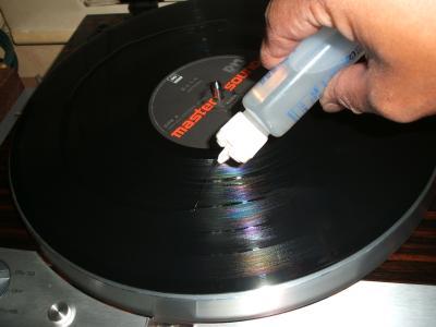 レコードクリーニング