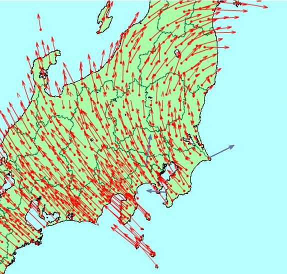 震度の予測206