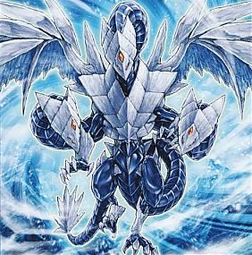 氷結界の龍トリシューラ