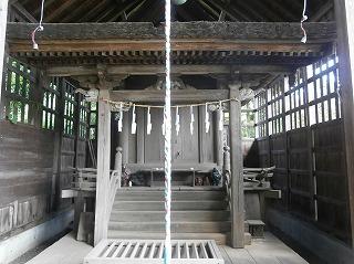 中氷川金比羅神社