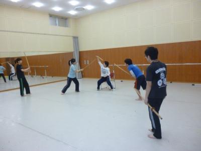 20130509夜の部・練習中
