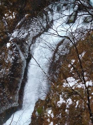 涅槃の滝_その1