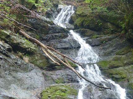 濁沢の滝_その2