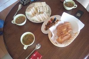 hiromi lunch