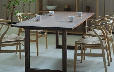 ワイルドウッド アルト ダイニングテーブル