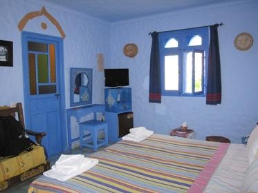 room , dar echchaouen