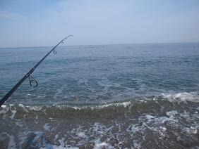 積丹方面 ヒラメ釣行